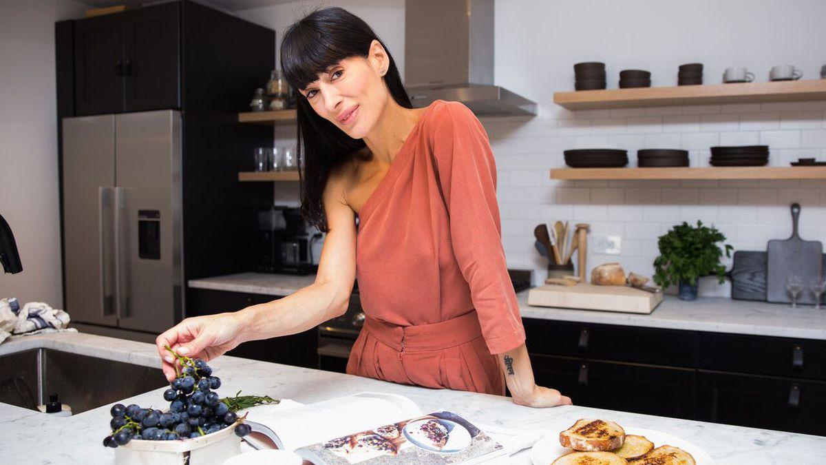 Athena Calderone Loves Cheese Doodles but Hates Fresh Pasta