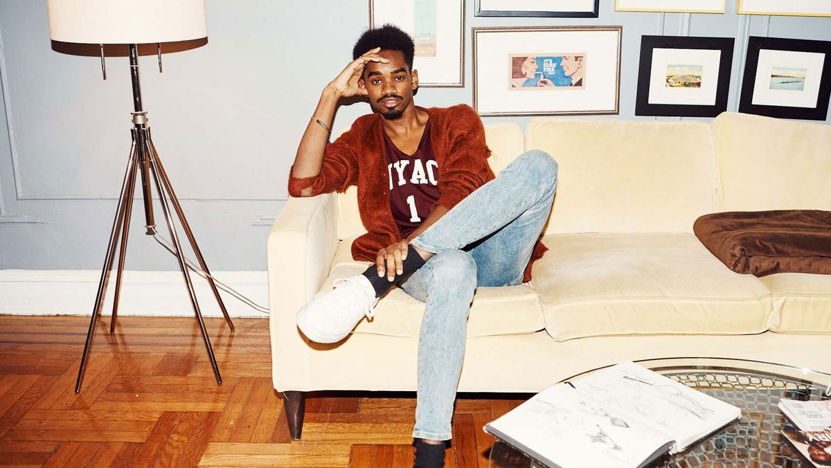 Jameel Mohammed Designs Luxury Jewelry from His Dorm Room