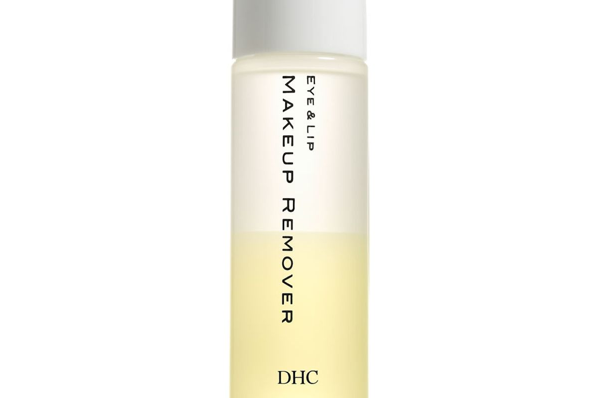 dhc eye lip makeup remover