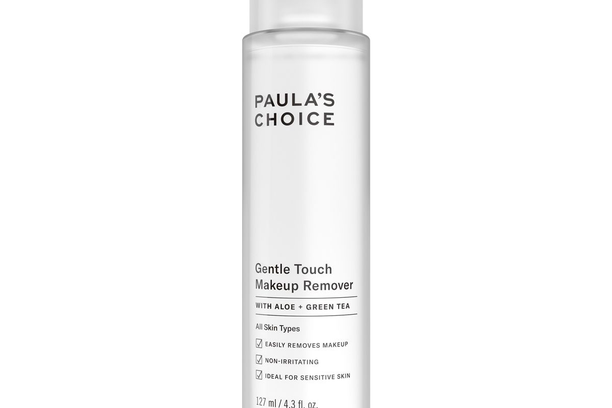 paulas choice gentle touch makeup remover