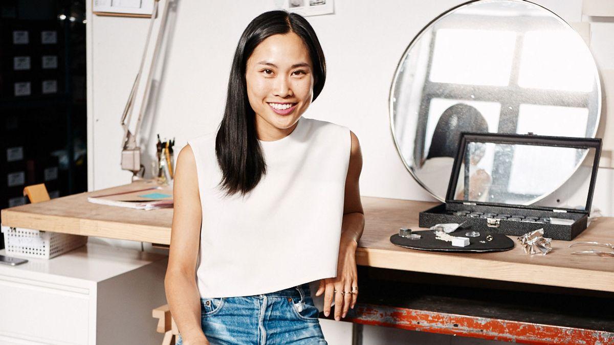The Designer Behind Instagram's Favorite Jewelry Line
