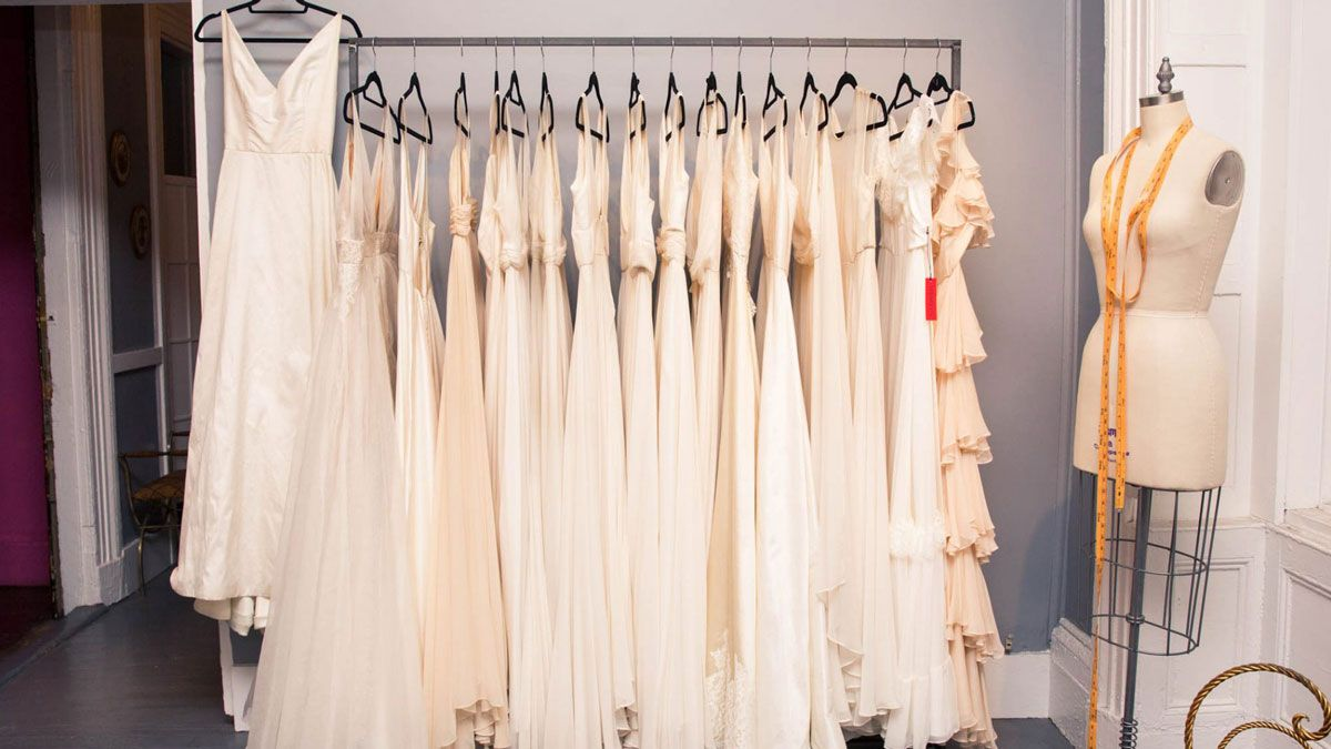 wedding dresses for women with bigger busts