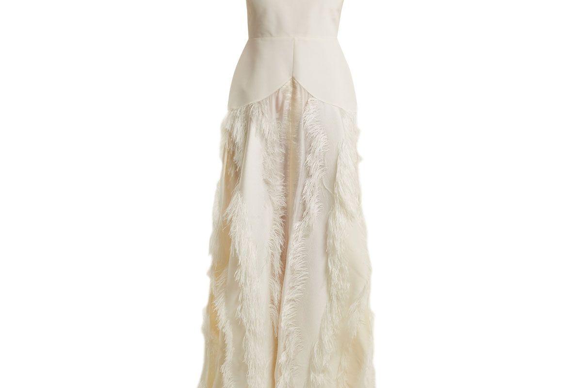 roksanda chandra cady and fil coupe dress