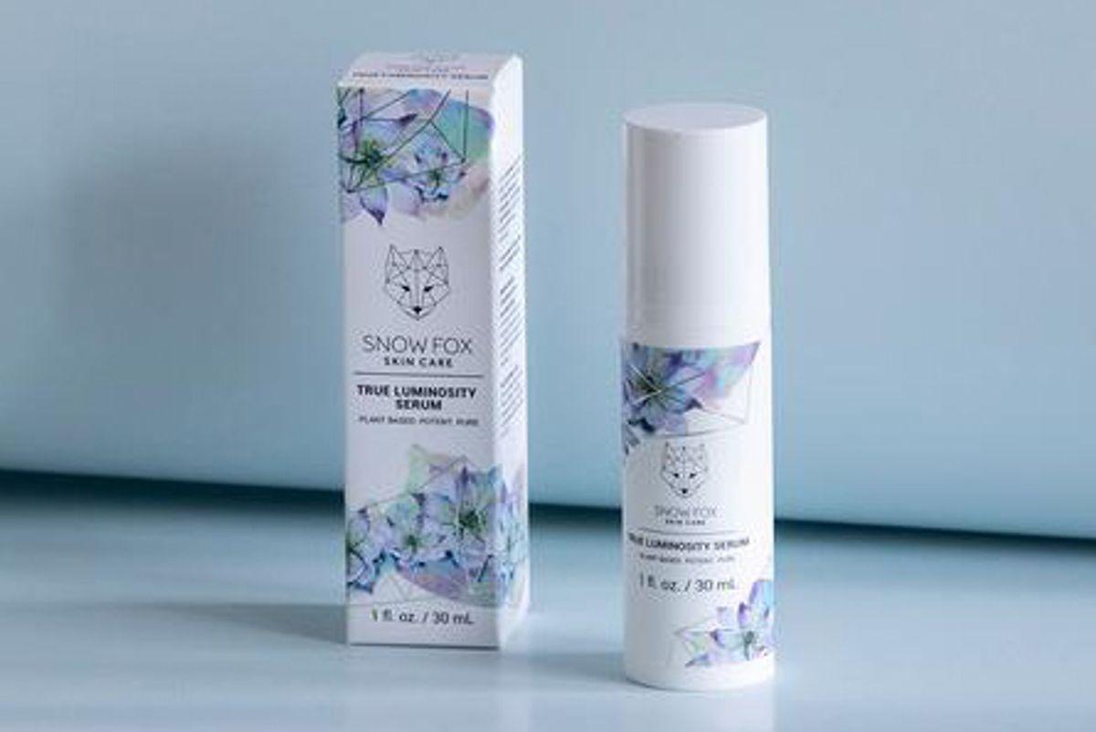 snow fox true luminosity serum