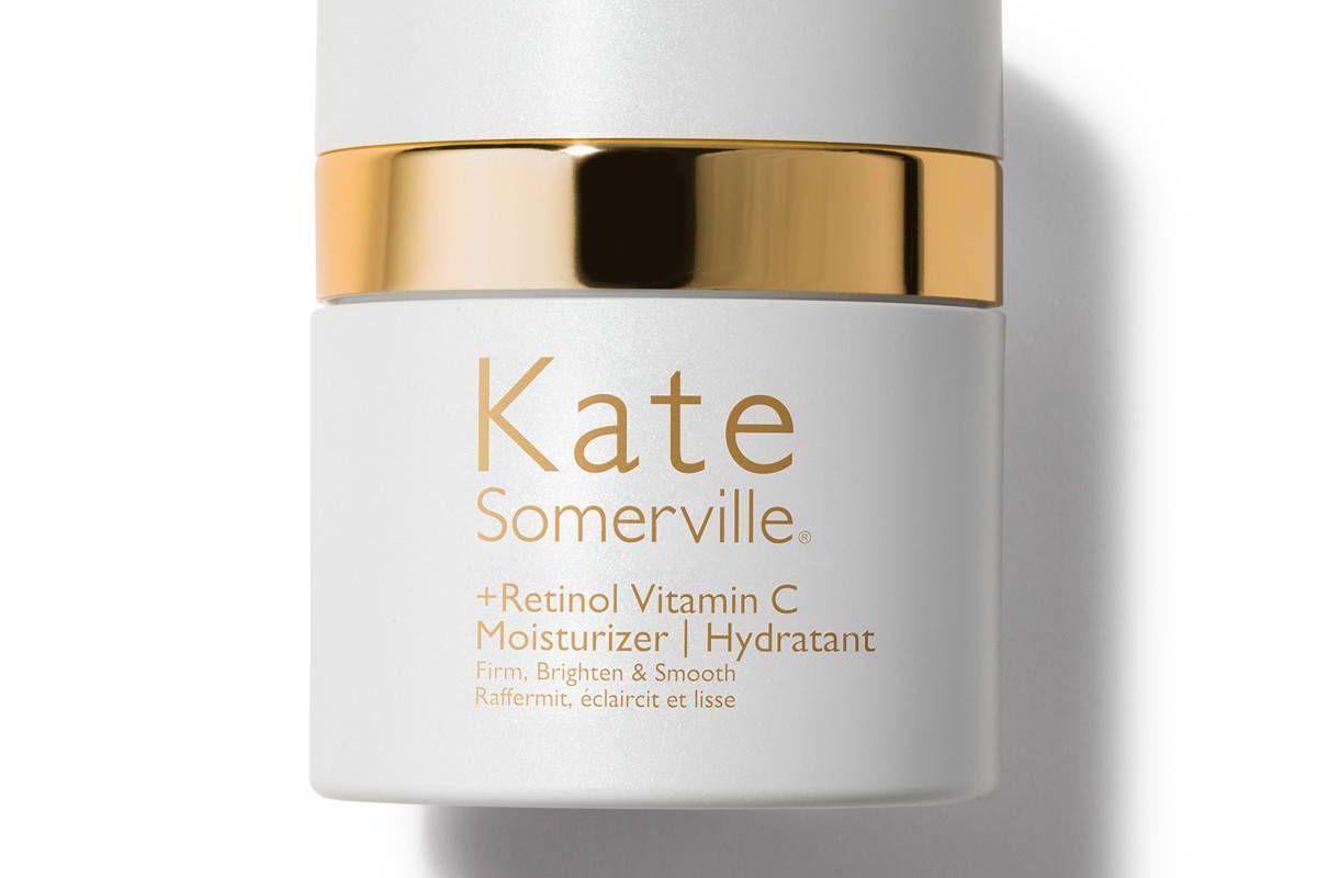 kate somerville retinol vitamin c moisturizer