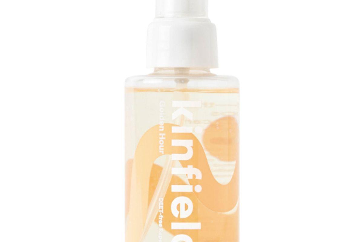 kinfield golden hour deet free repellent