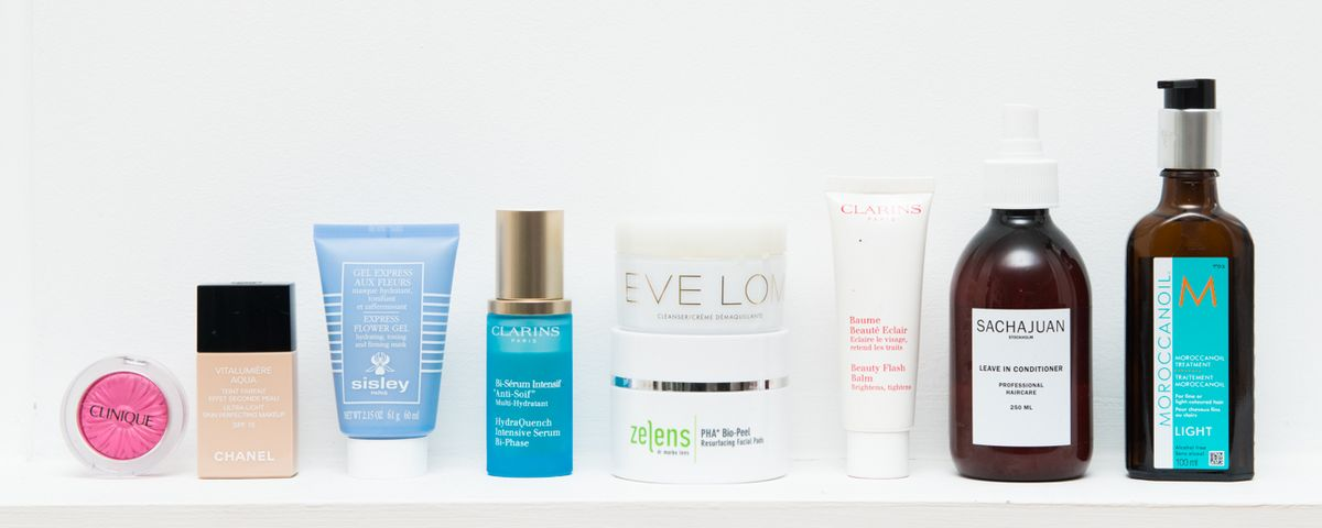 Inside Lisa Eldridge's Beauty Cabinet