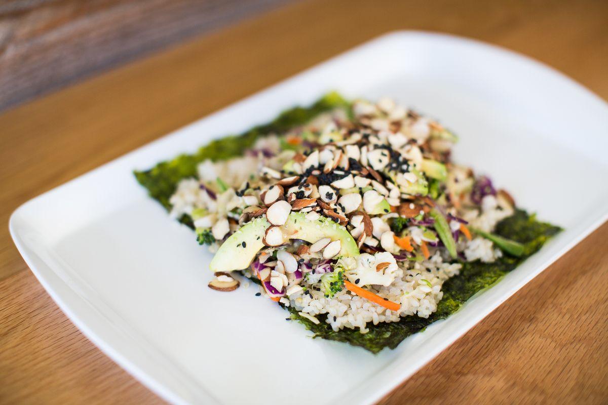 Off the Menu: A Vegan Wrap Recipe that's Actually Delicious