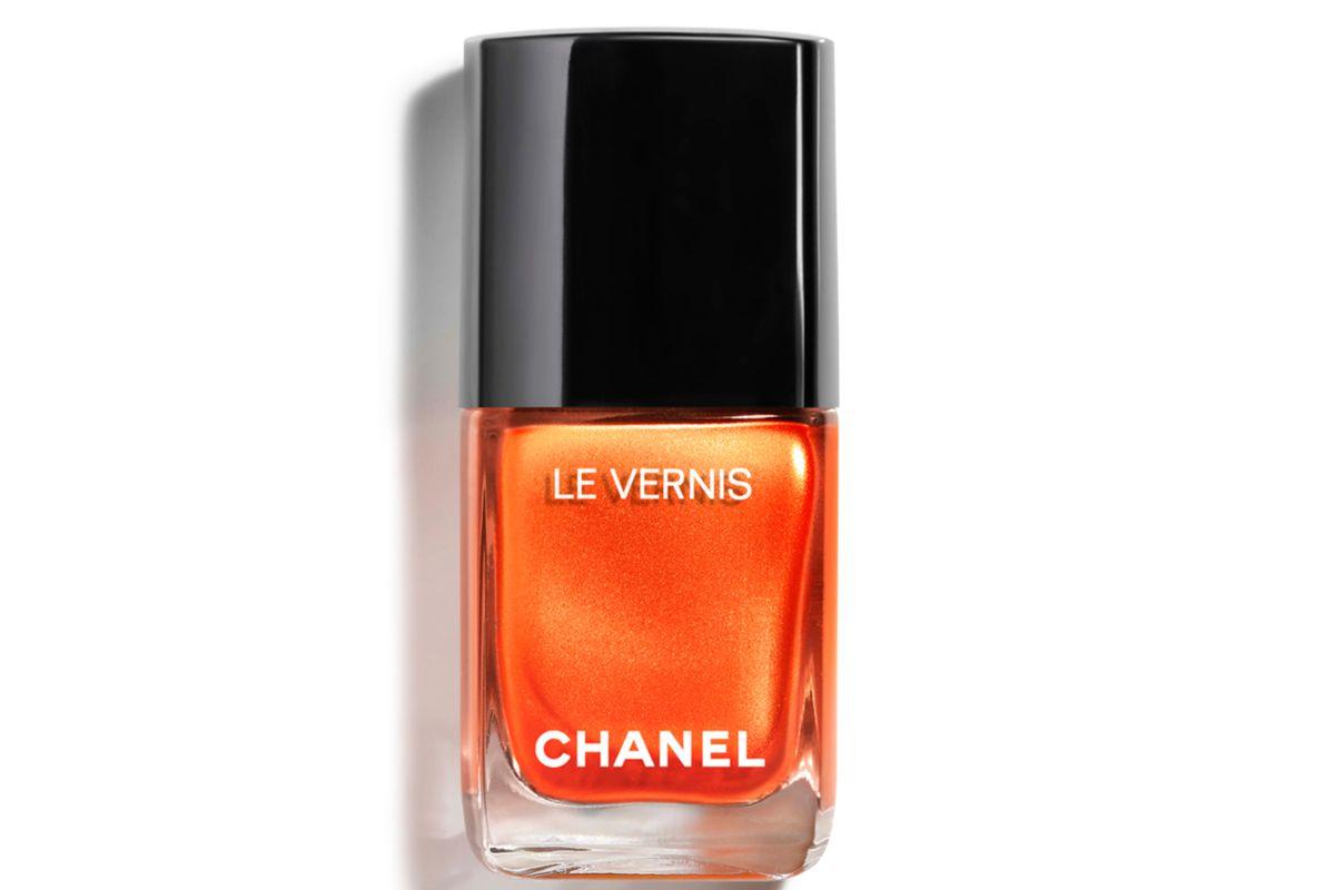 chanel le vernis in radiant arancio