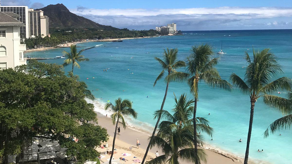 most glamorous beaches around the world