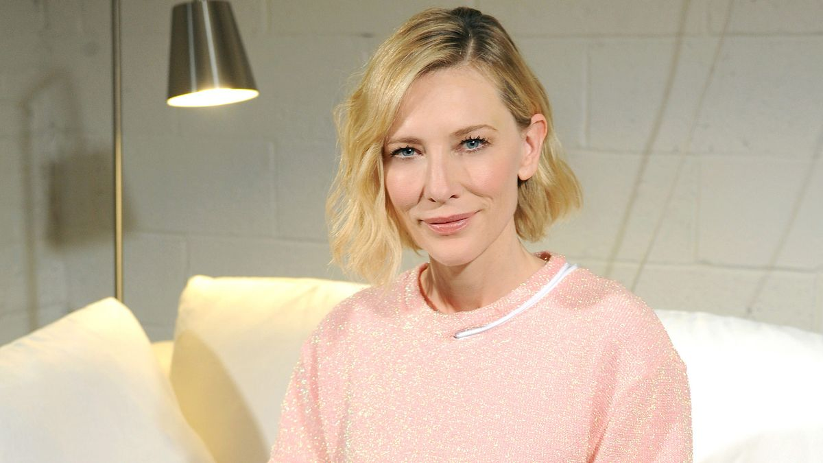 Someone Once Told Cate Blanchett Her Career Would Be Over by 32