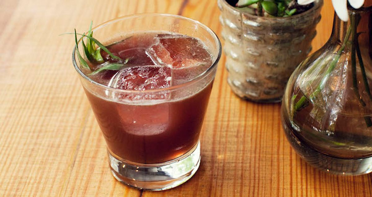 Day Drinking: The Red Dragon at The Grain
