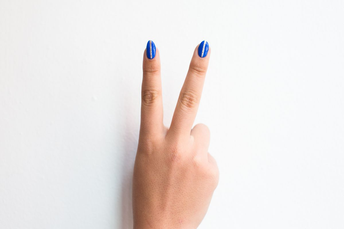 How To Do Sophisticated Nail Art