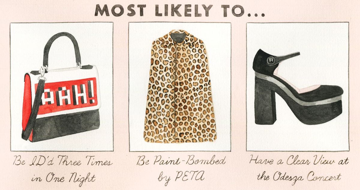 Most Likely To Win a Spot in Your Fall Wardrobe