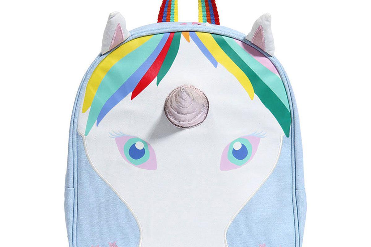 Unicorn Star 3D detail rucksack