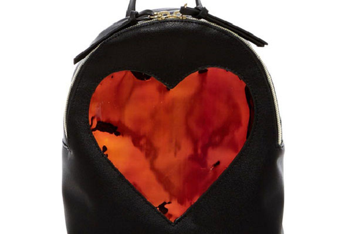 Iridescent Heart Backpack