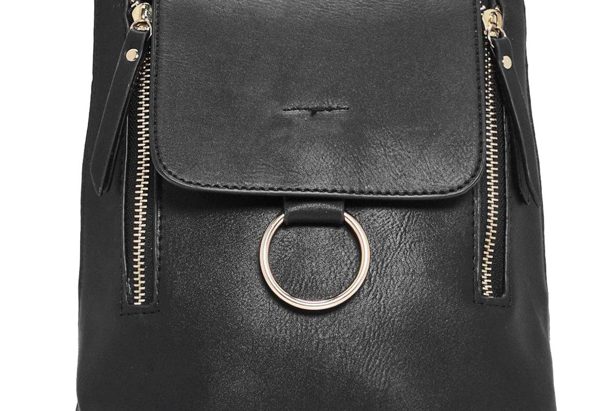 Diana Loop Ring Detail Rucksack