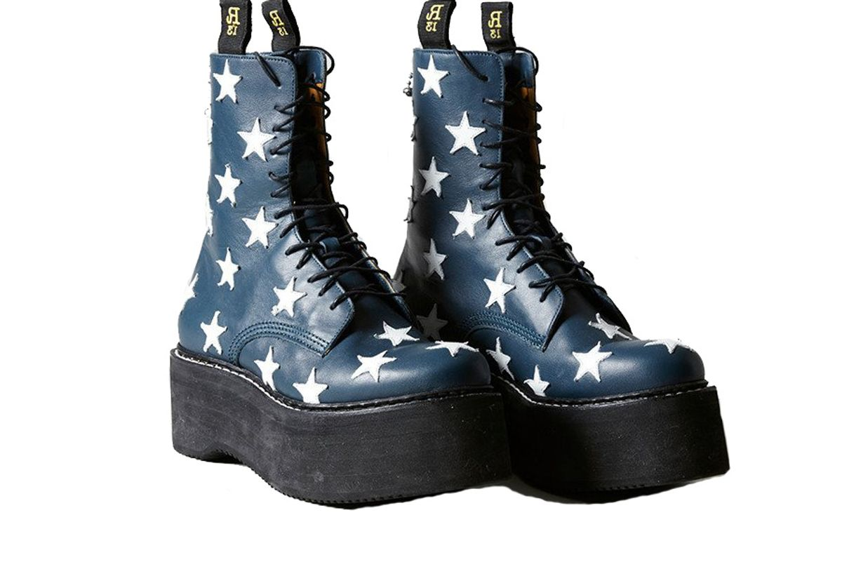Rock Star X-Stack Boot