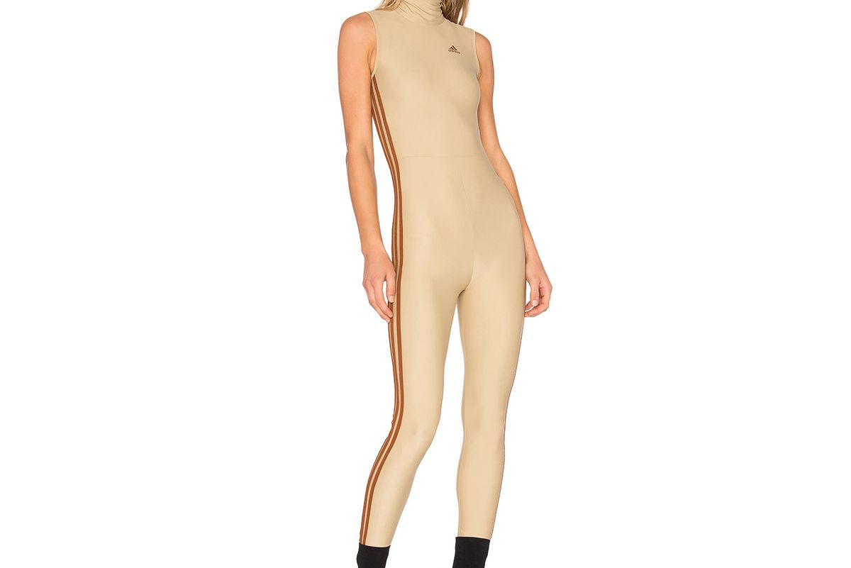 Athletic Long Jumpsuit