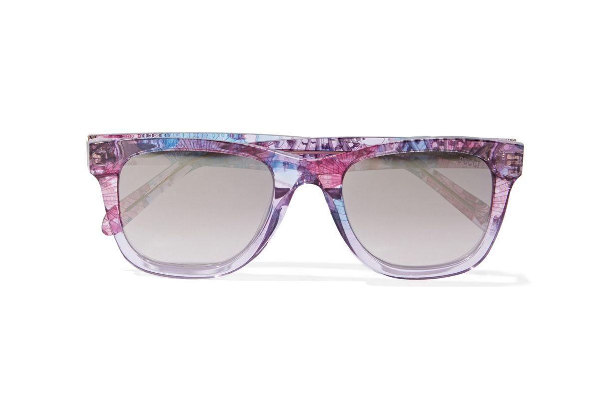 emilio pucci d frame sunglasses