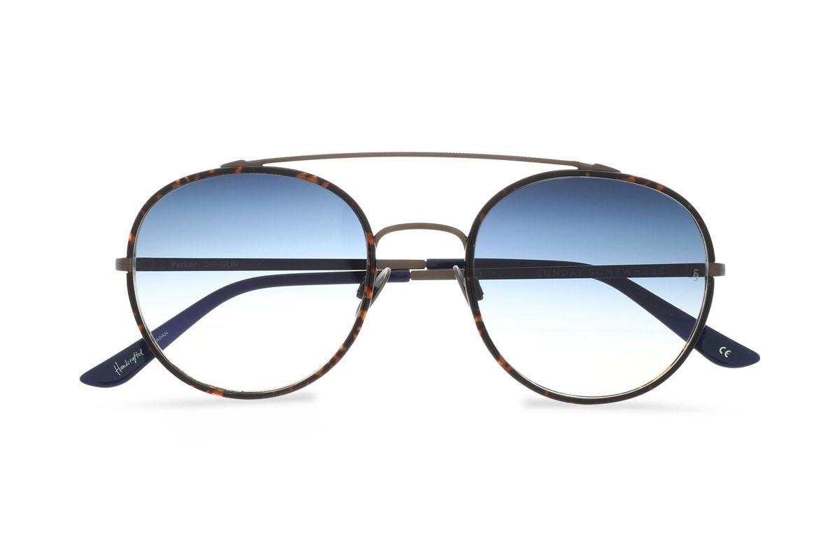 sunday somewhere aviator style sunglasses