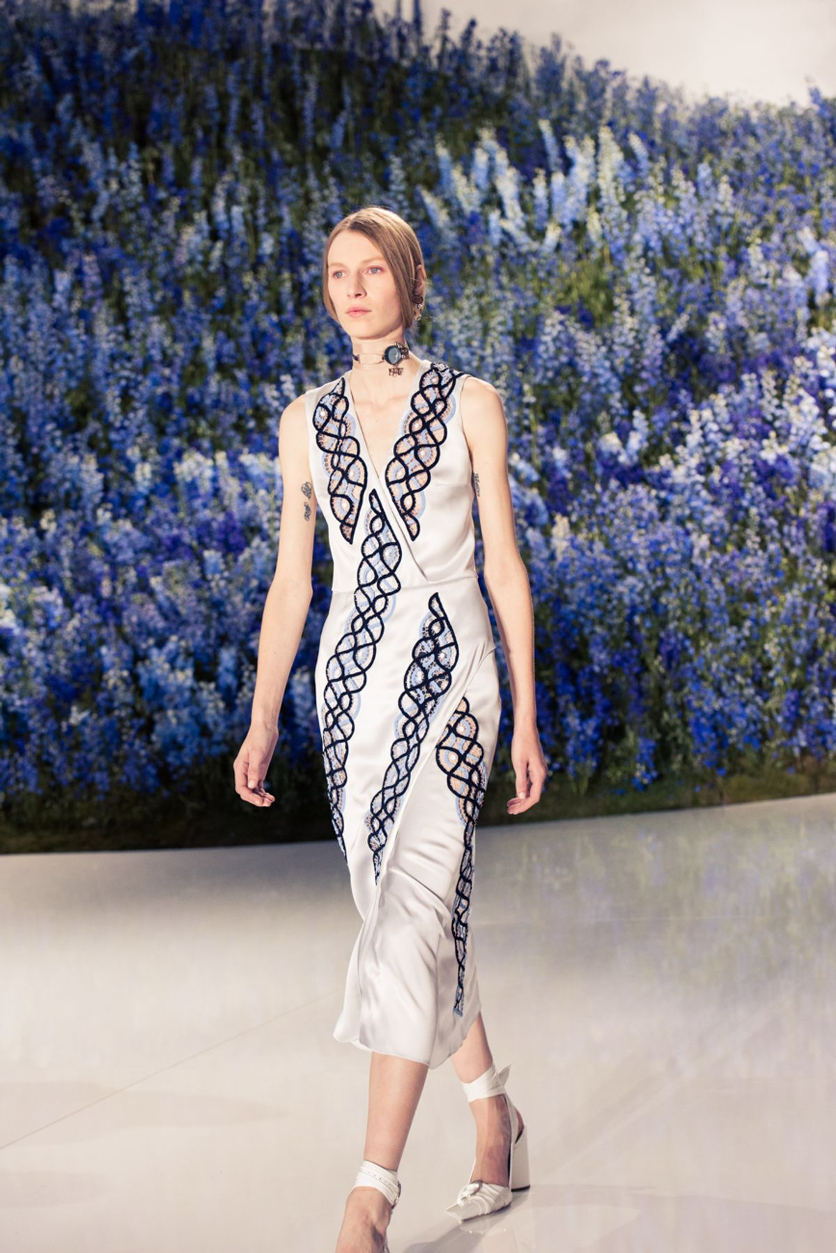 Inside the Dior Spring 2016 Runway Show