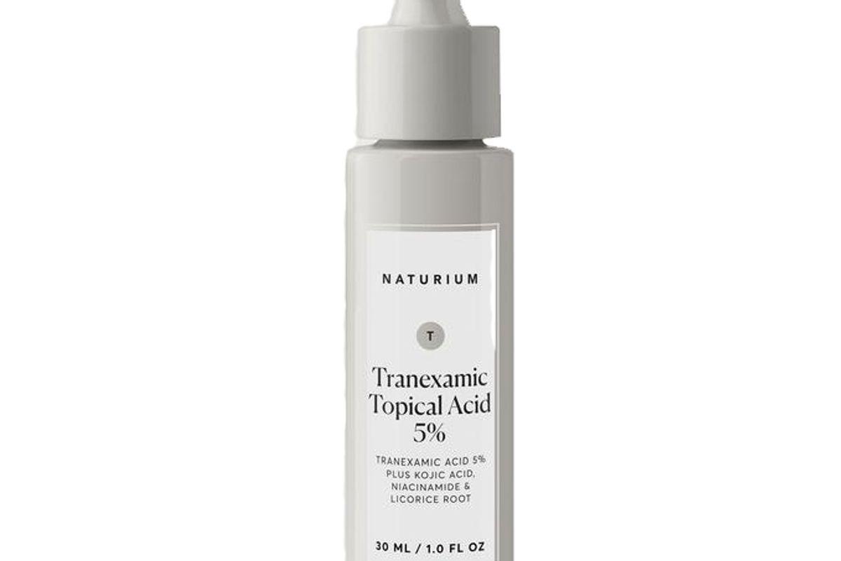 naturium tranexamic topical acid