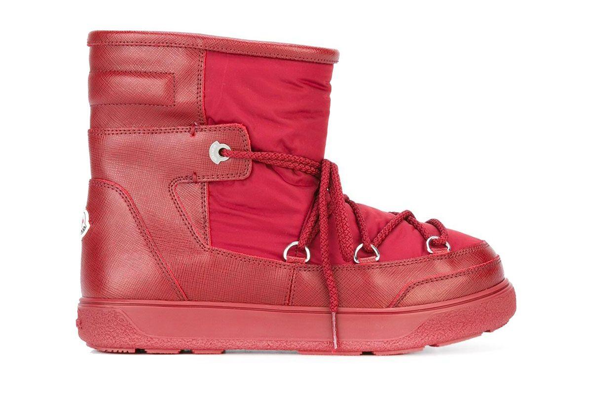'New Fanny' Moon Boots