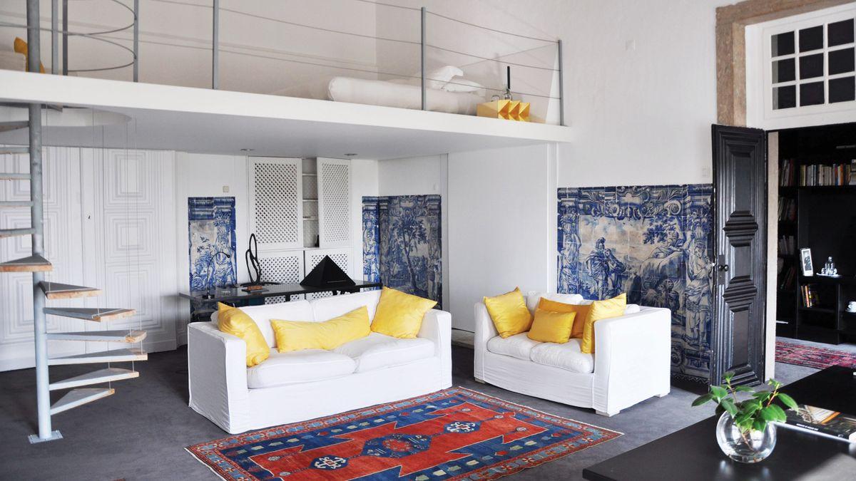 inside lisbon hotel palacio belmonte