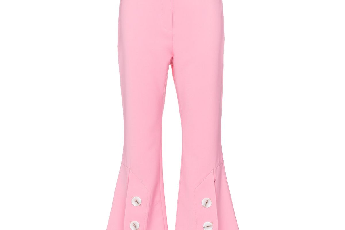 ellery fourth element flared trousers