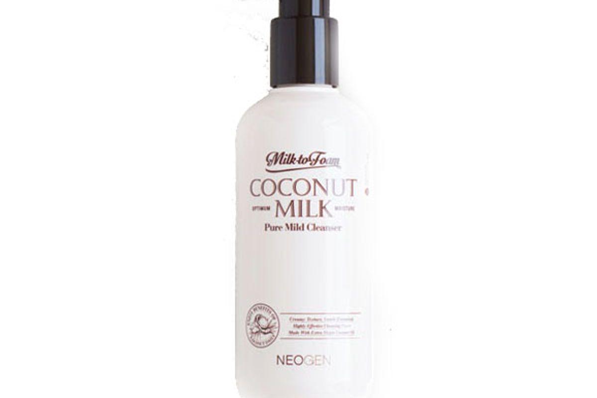 Coconut Milk Pure Mild Cleanser