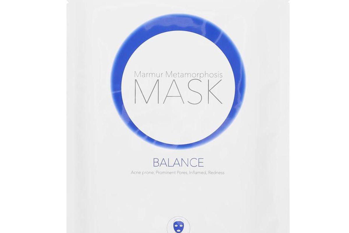 marmur metamorphosis mmbalance face masks