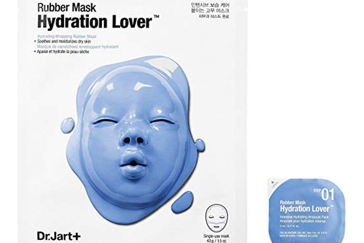 dr jart rubber mask hydration lover