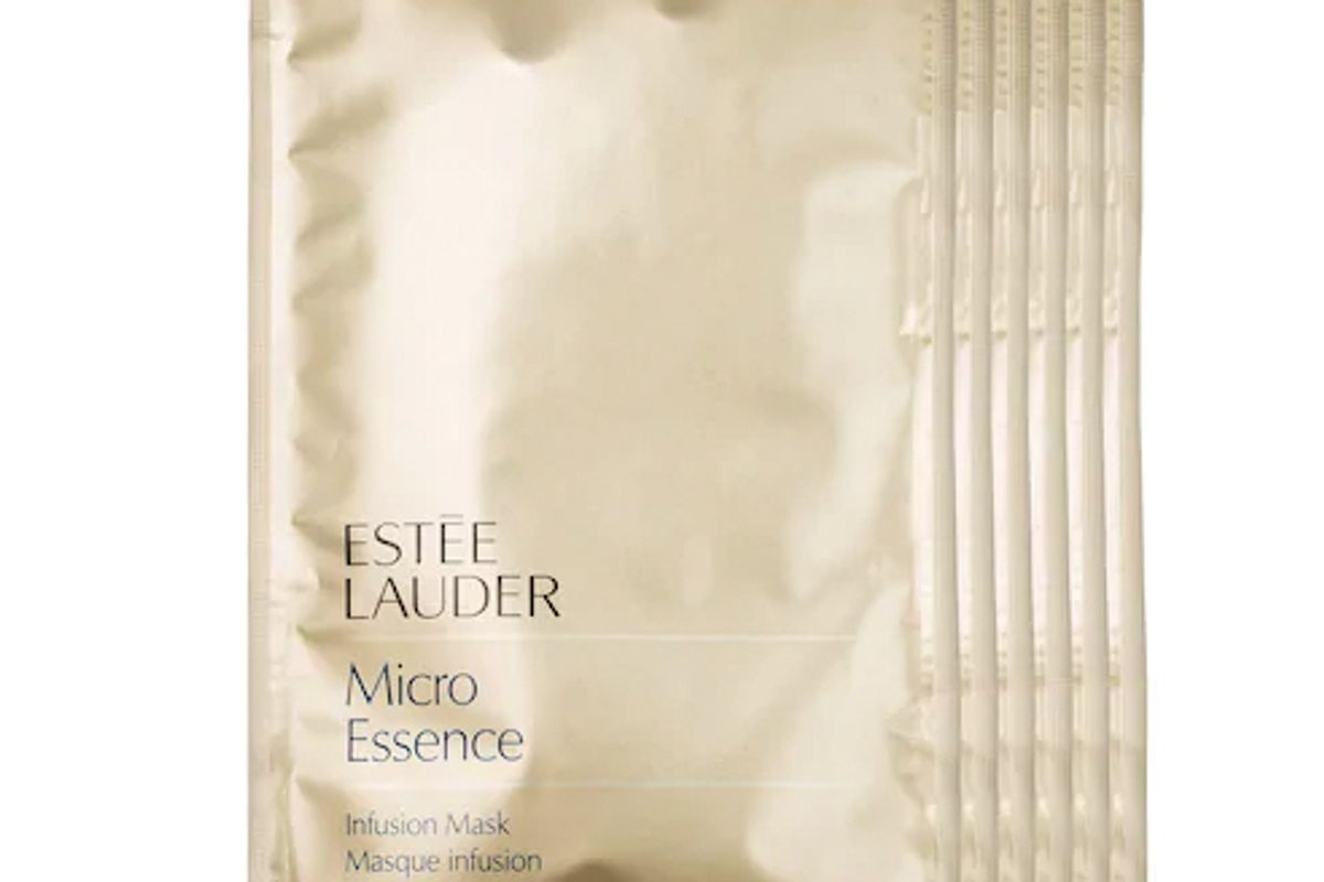 estee lauder micro essence infusion mask