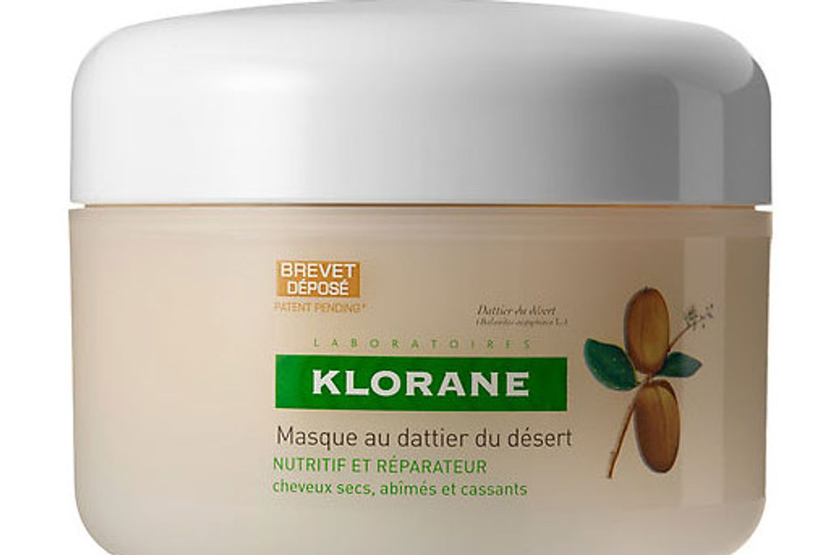 klorane mask with desert date