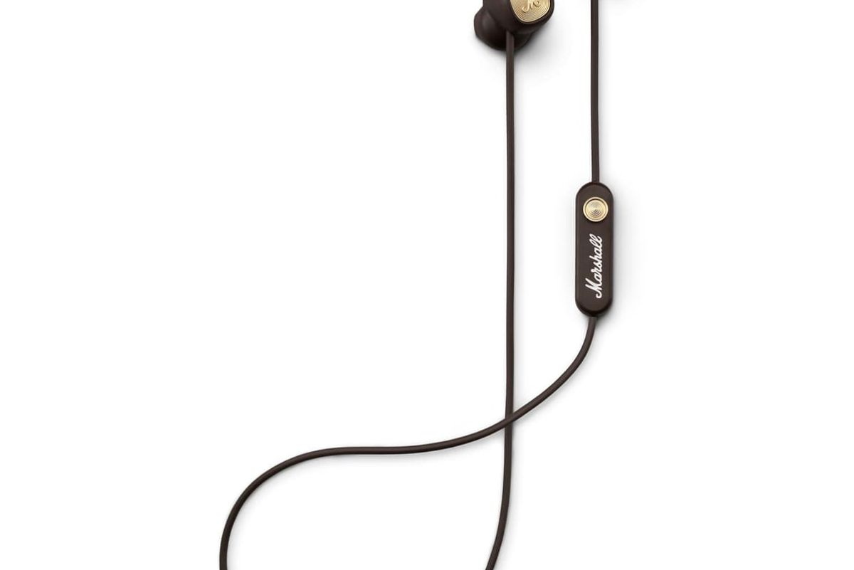 marshall minor ii bluetooth in ear headphones