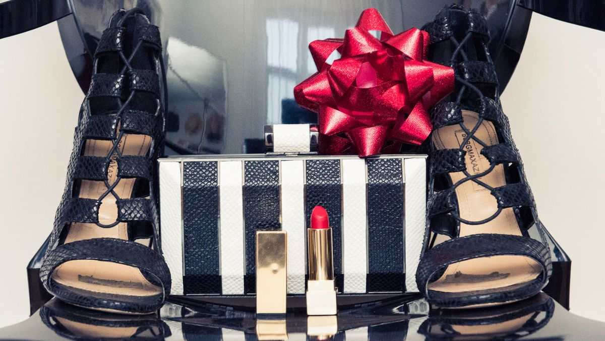 You Can Stop Wondering What to Wear to Your Holiday Parties