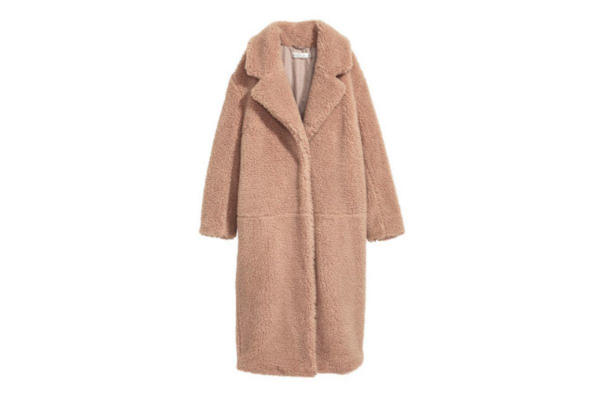 Long Pile Coat