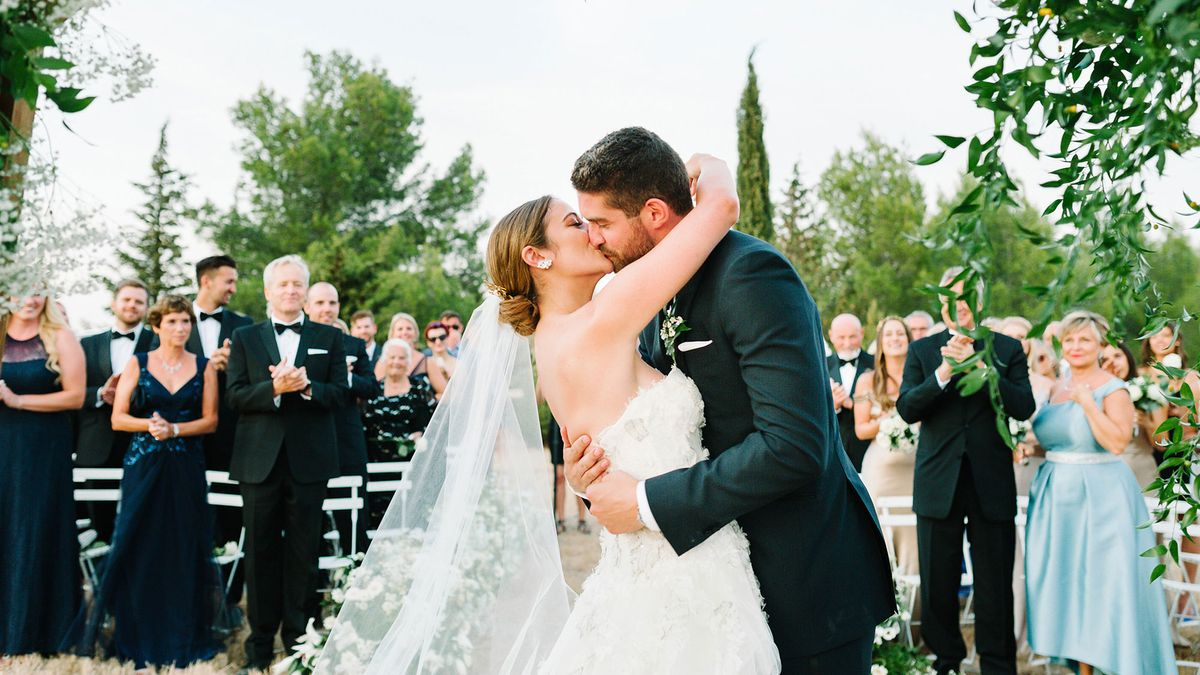 A Fashion Editor's Romantic Sun-Kissed Wedding in the South of France