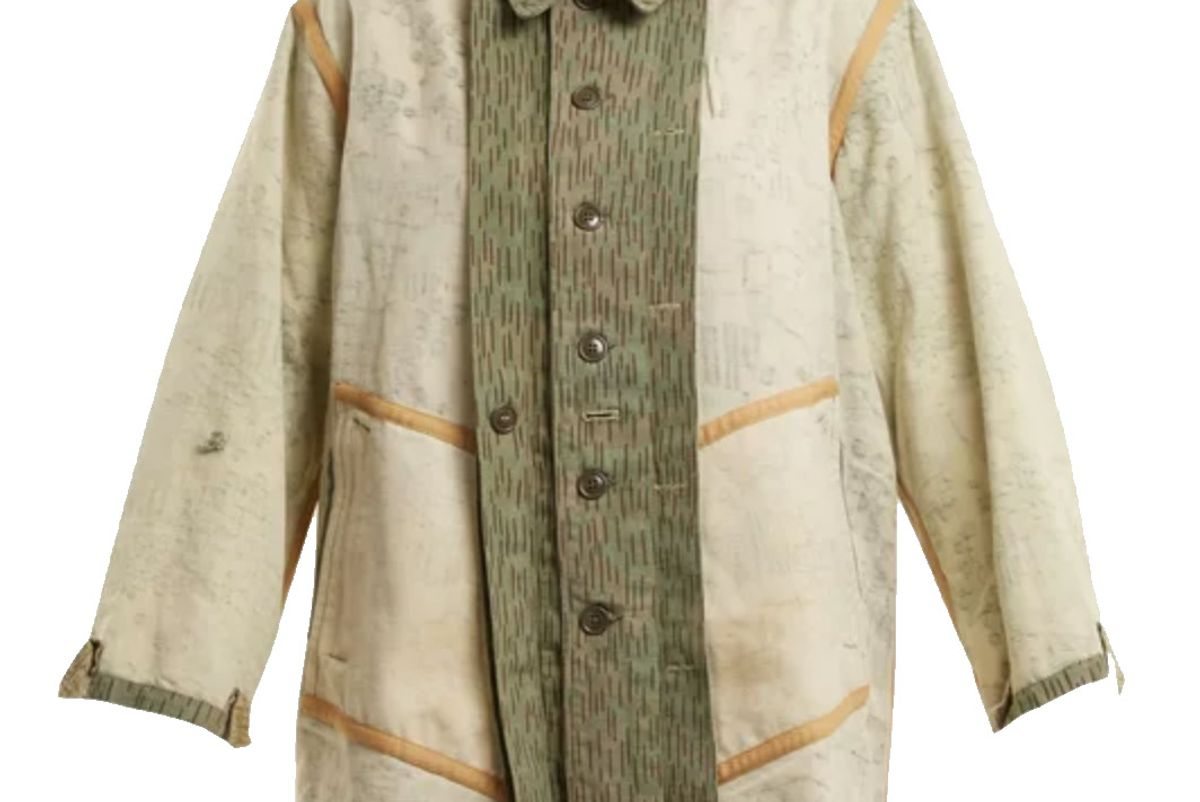 myar 1980s czc80 czech cotton jacket