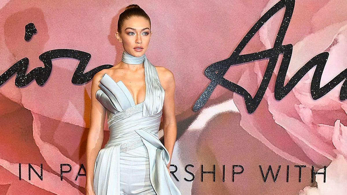 Everything That Happened at the British Fashion Awards