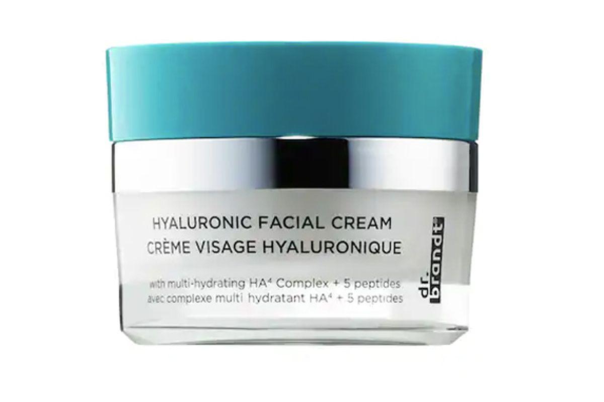 dr brandt skincare hyaluronic facial cream