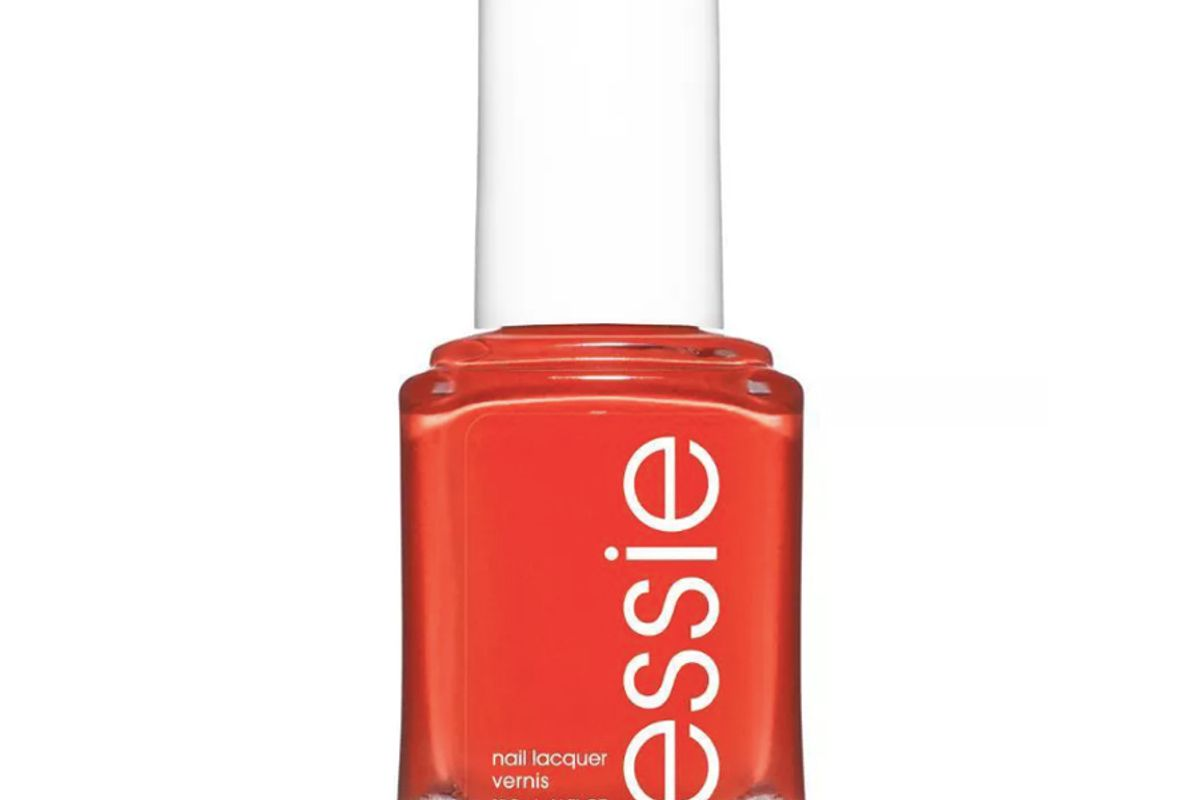essie rocky rose collection color 601 yes i canyon nail polish