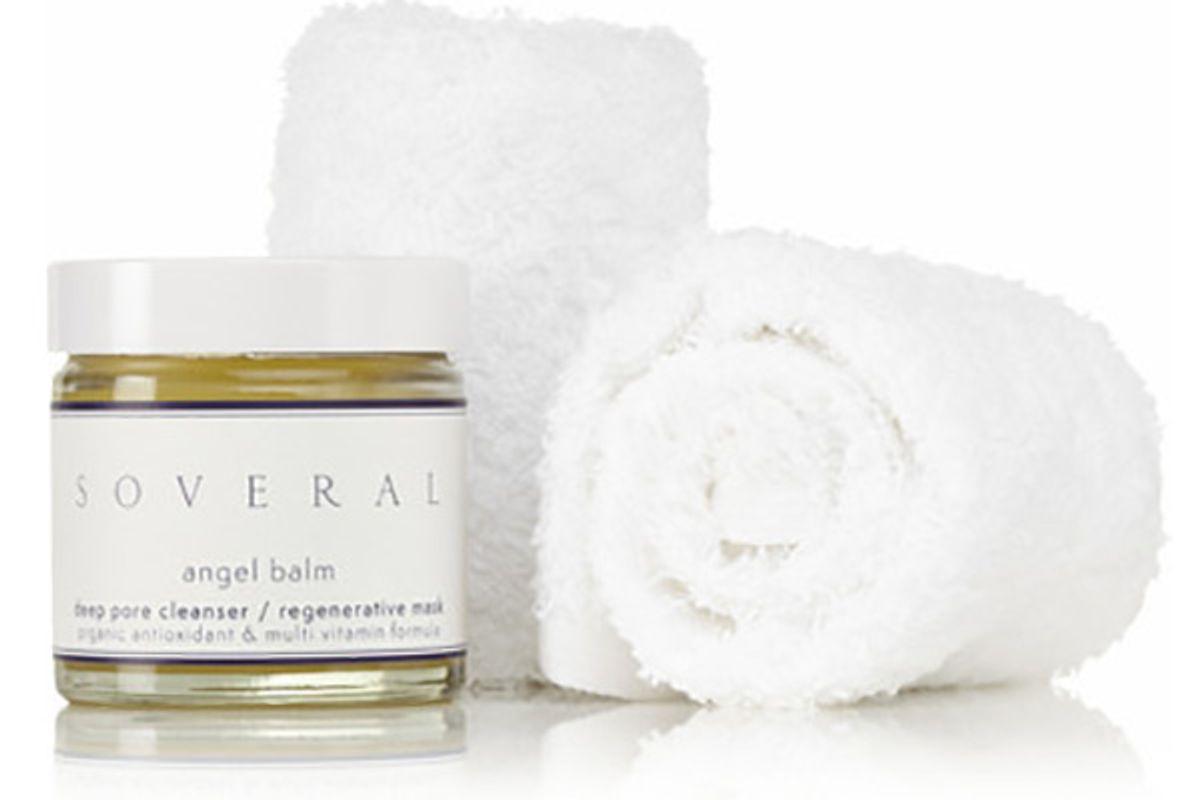 Angel Balm Deep Pore Cleanser and Regenerative Mask