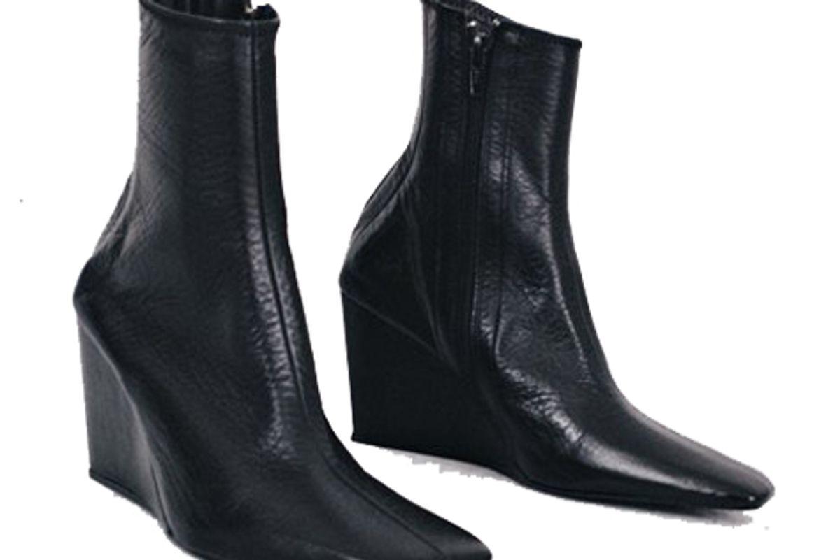 dubie black tecno boot