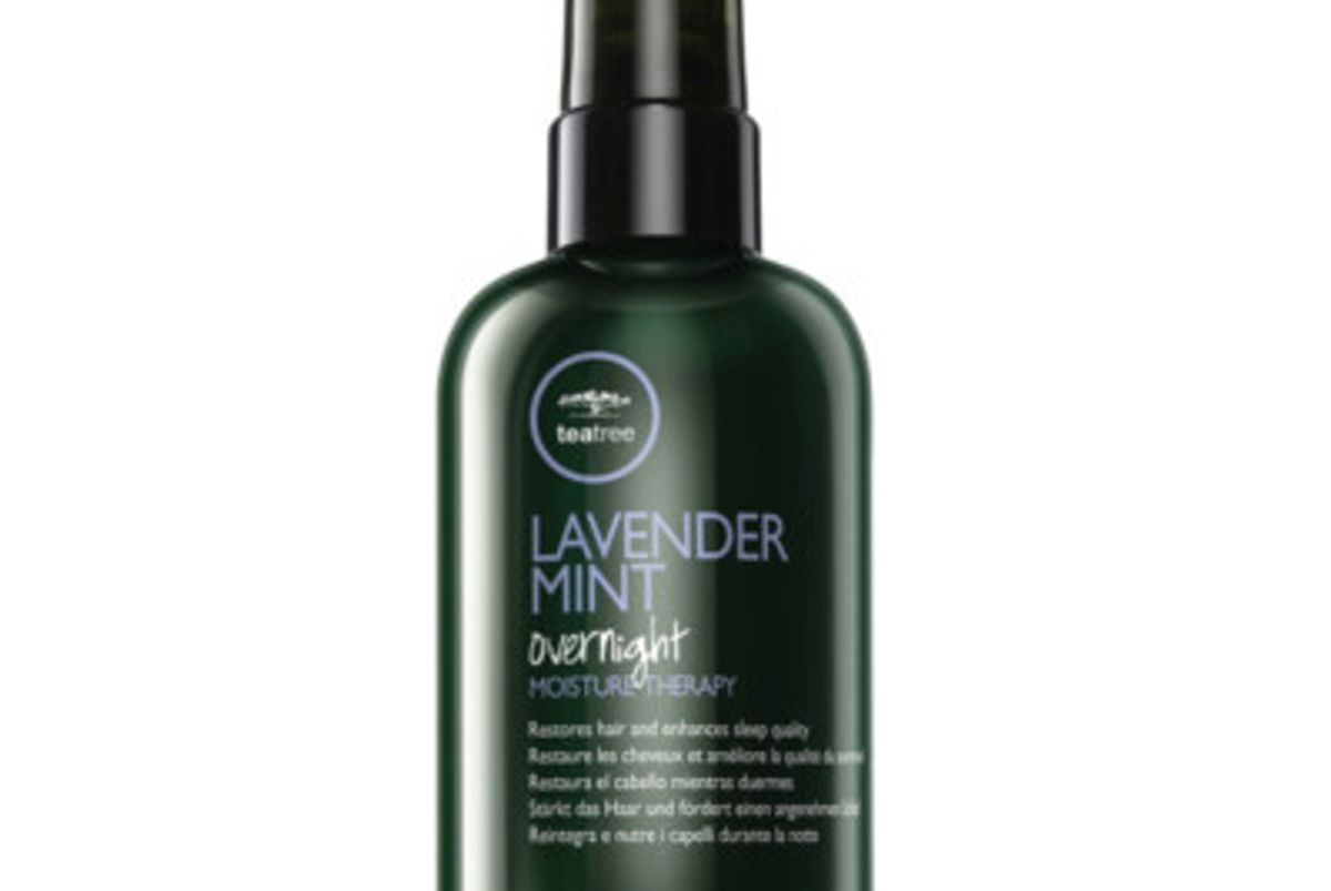 paul mitchell tea tree lavender mint overnight moisture therapy