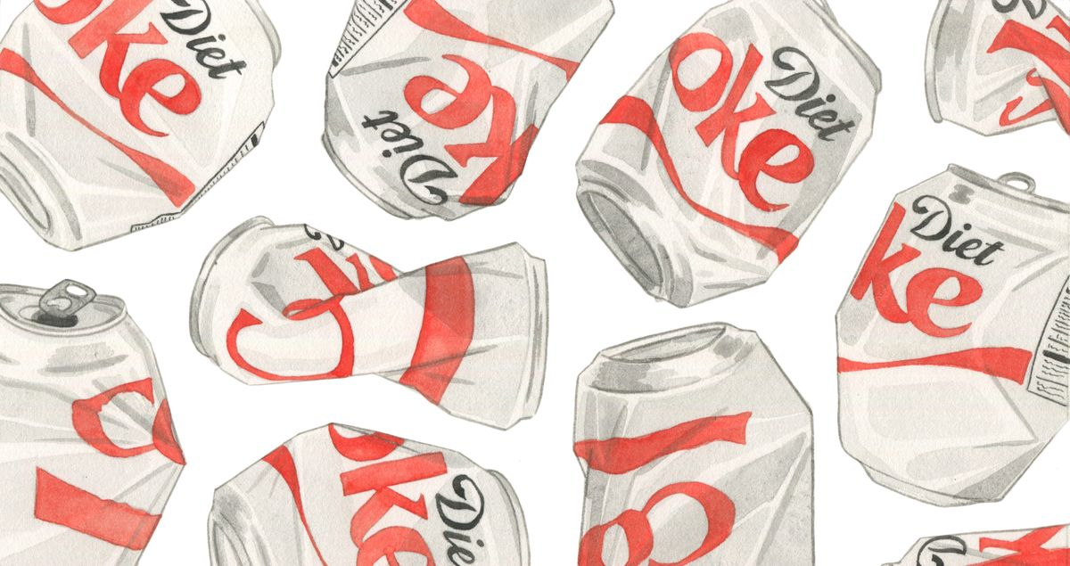 How I Quit Diet Coke—And Whether You Should, Too.