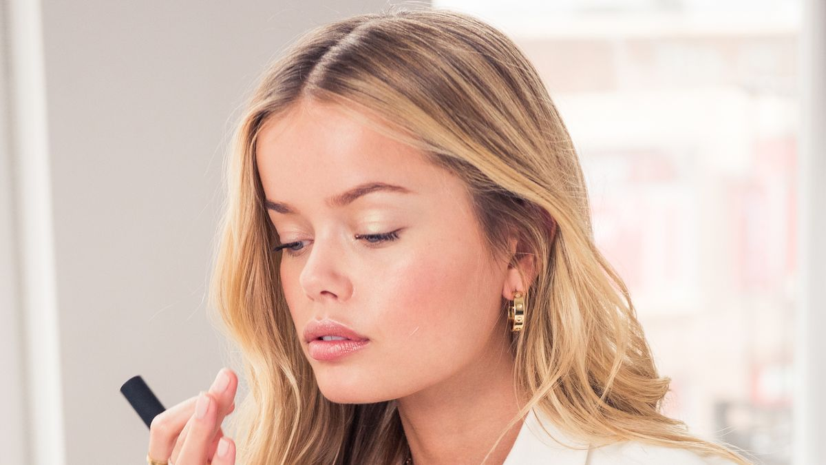 shop makeup products for a dewy summer look