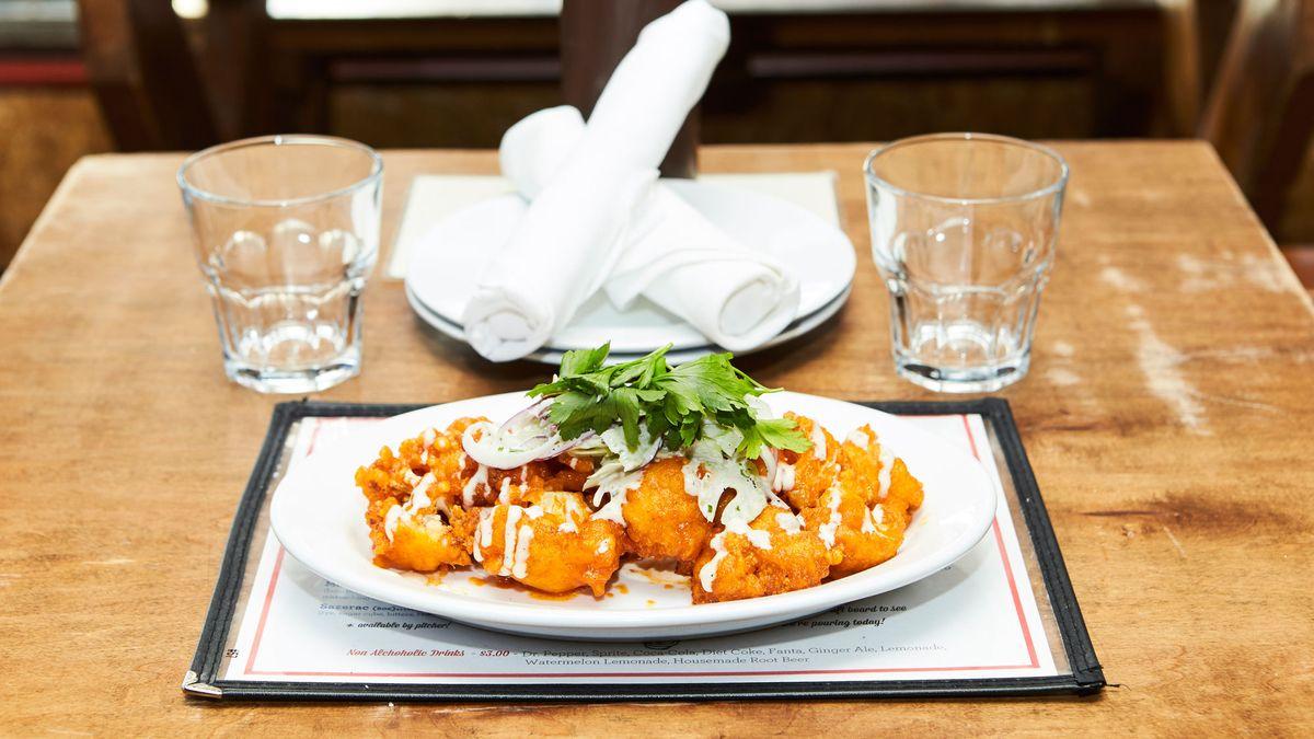 The Most Delicious Buffalo Cauliflower Recipe