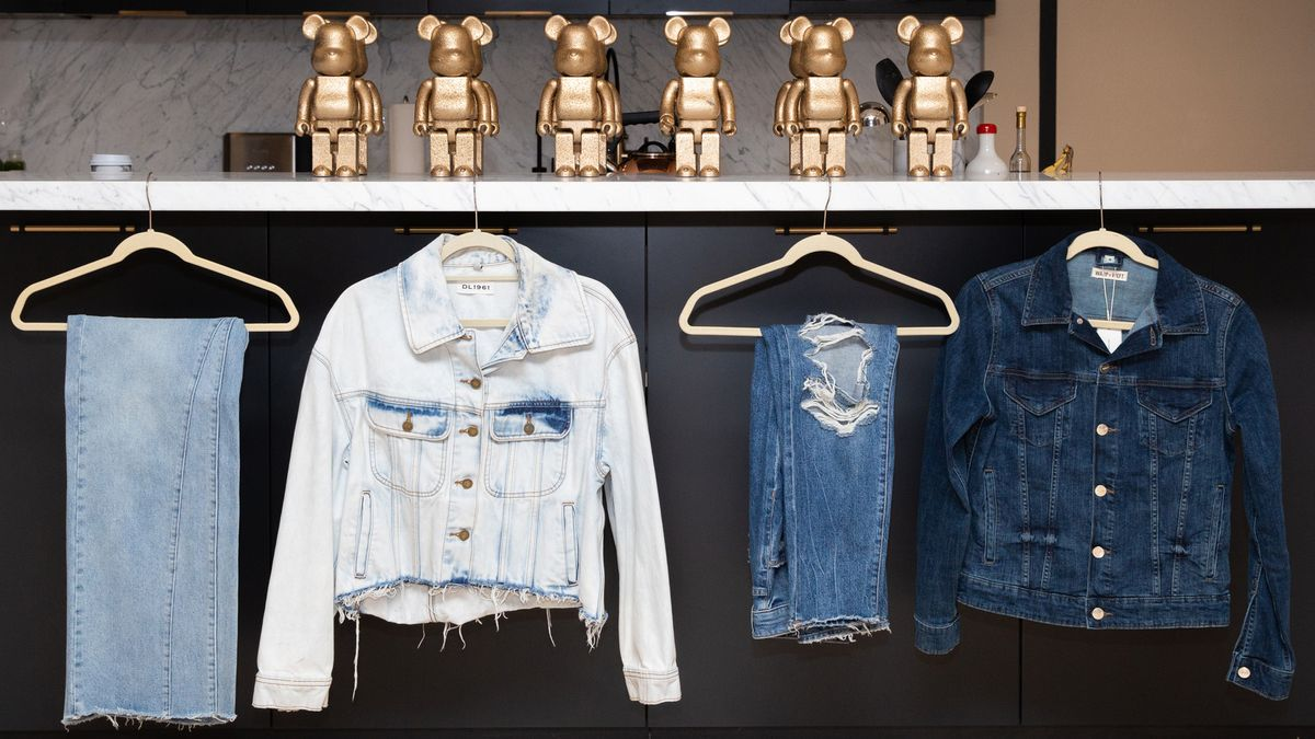 best denim moments in coveteur history